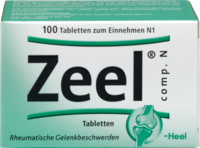 ZEEL comp.N Tabletten - Arthrose