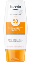 EUCERIN Sun Allergie Gel 50+ 150 ml